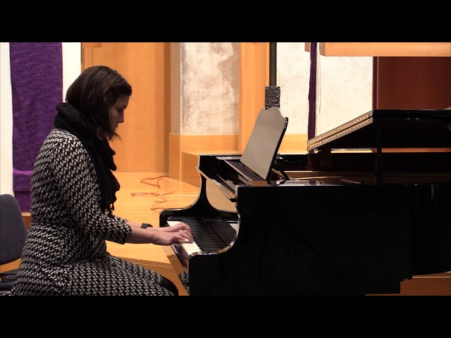 Bach, J.S. Invention no. 1 in C Major, BWV 772