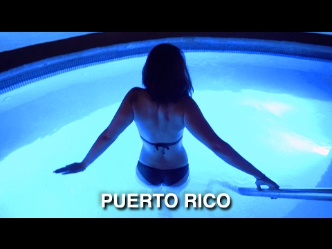 OUR FIRST TRAVEL VLOG - Puerto Rico