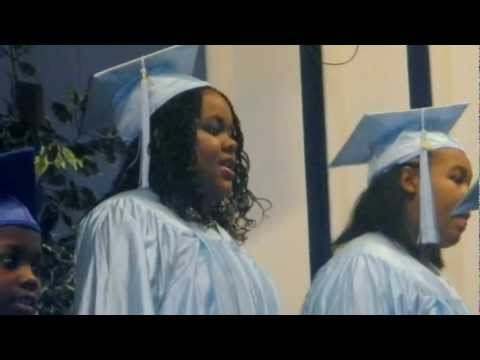 Destanie's Graduation Video - Hope Church School 6.1.2012
