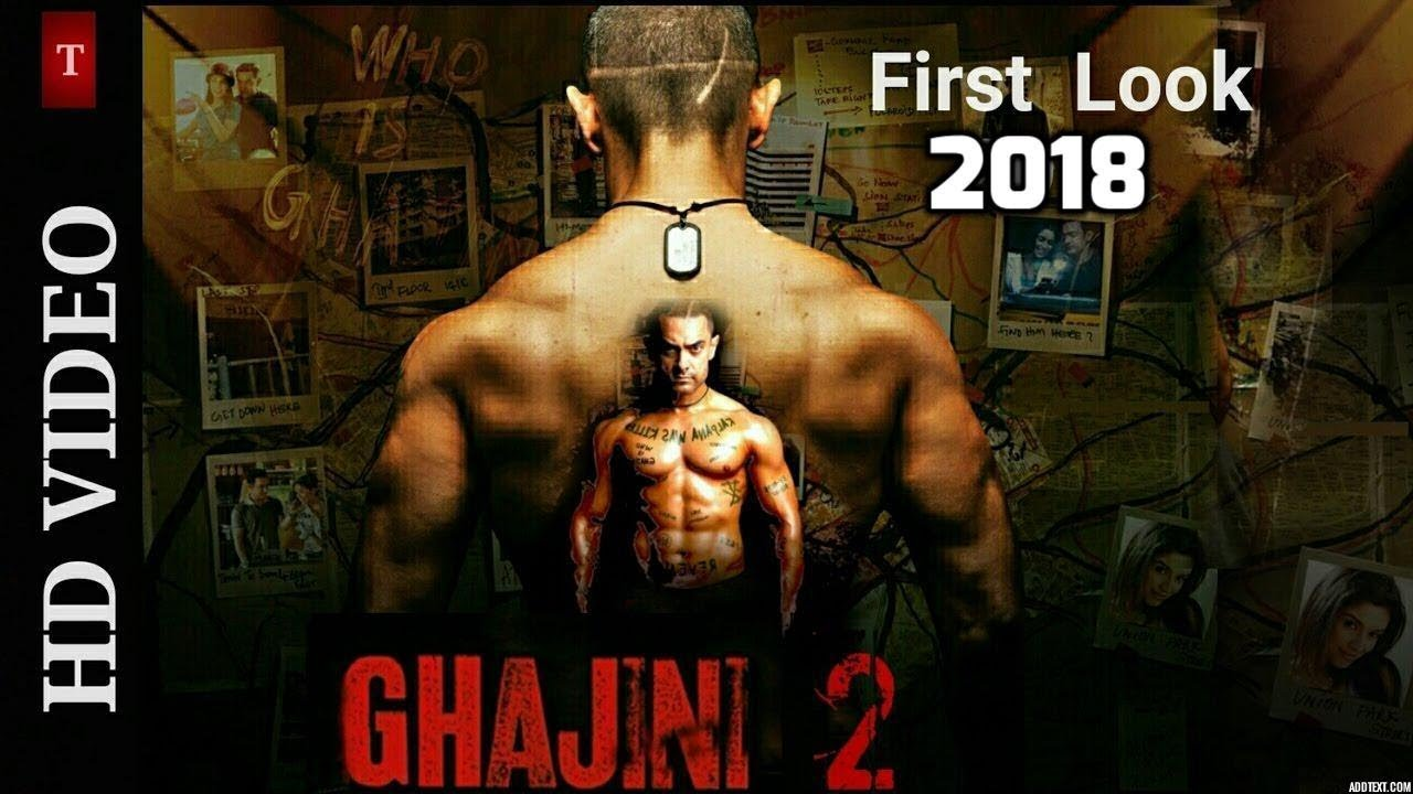 Download Ghajini 2 | Trailer 2018 | Aamir khan | FanMade
