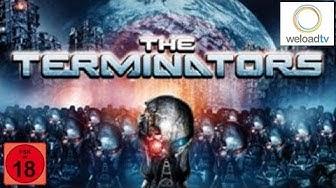 The Terminators - Der Spielfilm (Horror deutsch ganzer Film)