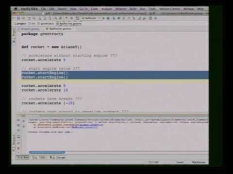 Code Generation on the JVM