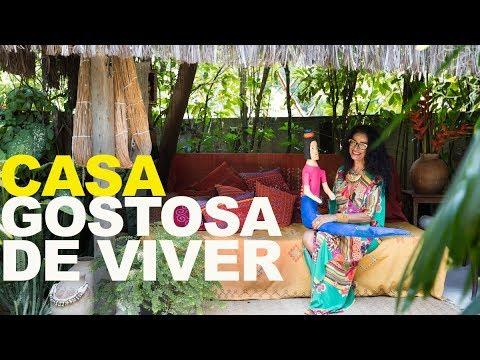 CASA GOSTOSA DE VIVER   DECORAÇÃO LINDA E CHEIA DE CHARME  TRANCOSO - BAHIA