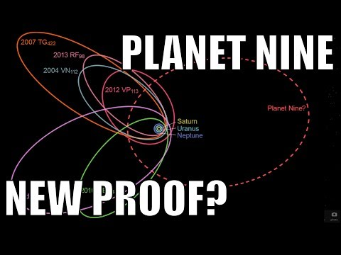 We Found New Proof for Planet Nine - Object With Most Eccentric Orbit