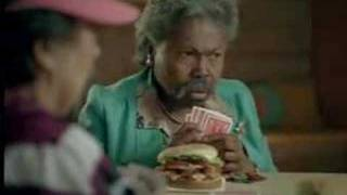 Burger King Western Whopper Commercial
