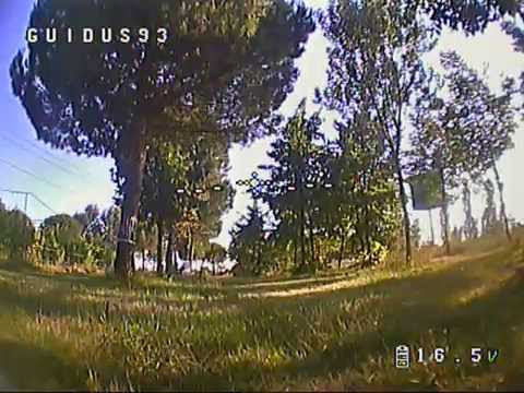 ITALDRON Kimera - FPV Racing Drone - DVR Training - YouTube