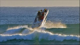 THE NOOSA BAR CROSSING VIDEO. August 2014.