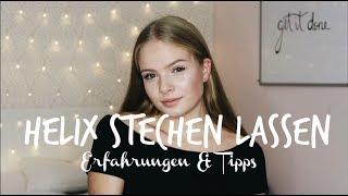 HELIX STECHEN LASSEN | meine Erfahrungen und Tipps | Hanna Marie