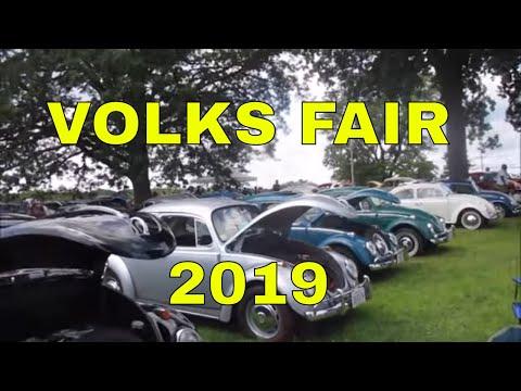 1967 VOLKSWAGEN BUG AT VOLKS FAIR 2019 VW SHOW