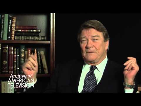 "Steve Kroft discusses getting the Bill Clinton story for ""60 Minutes"" - EMMYTVLEGENDS.ORG"