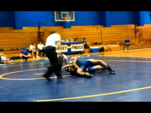 Terry Caldwell Wrestling