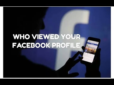How to know who viewed your Facebook profile 2018 | 100% working method