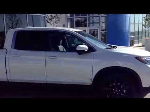 Ralph Schomp Honda >> 17 Ridgeline Dj P Ralph Schomp Honda Youtube