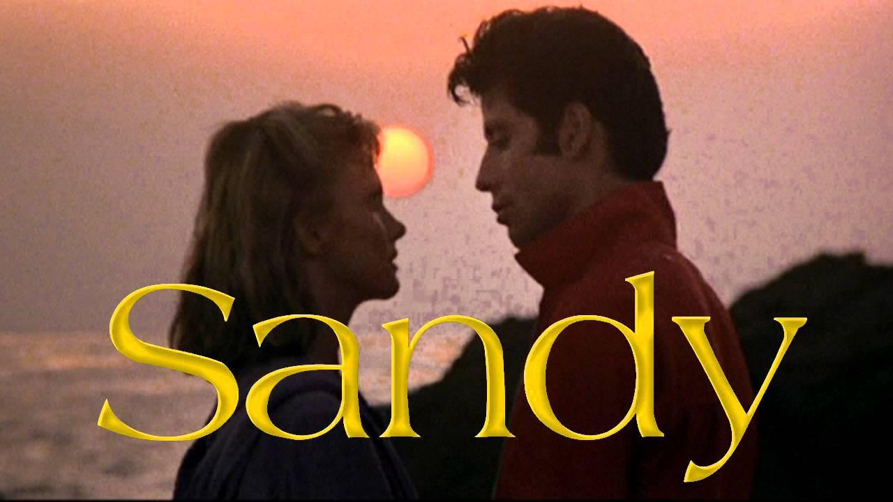 Download John Travolta ~ Sandy