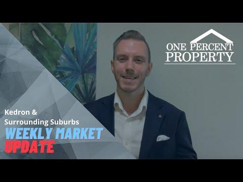 Kedron & Surrounding Suburbs Weekly Market Update   06.08.21