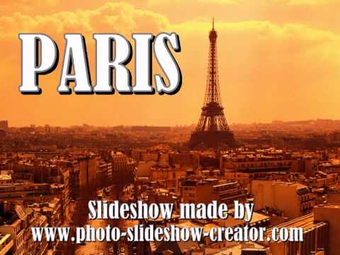 Paris Slideshow