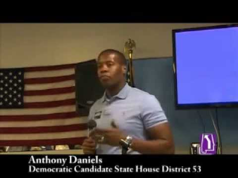 Anthony Daniels - Alabama House District 53 Democratic Candidate ...