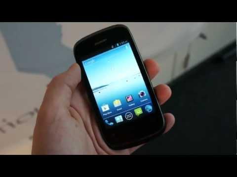 Huawei Ascend Y201 Pro Kurztest