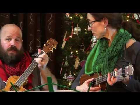MUJ: The Christmas Song - The Raveonettes (ukulele tutorial)