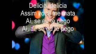 Michel Teló - Ai Se Eu Te Pego (Lyrics) (Translation in description)