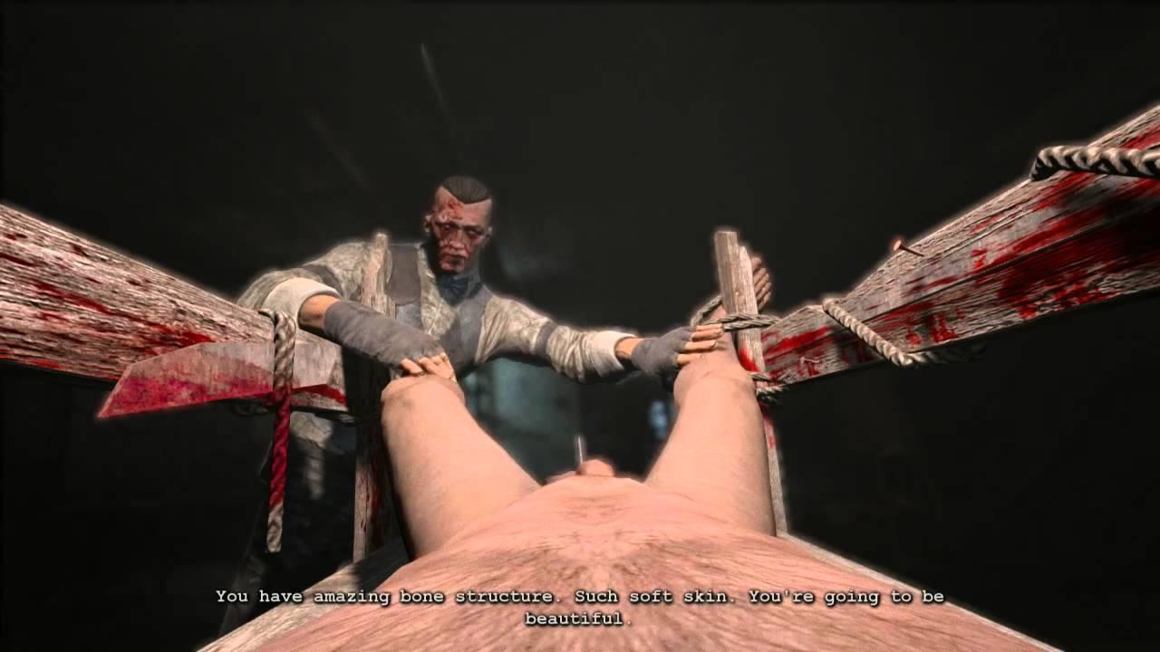 outlast whistleblower dlc playthrough part 8   castration