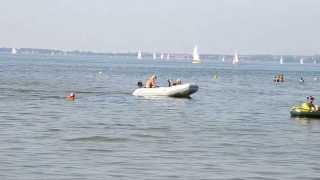 Camping Echo plaża giżycko HD - zeltplätze gizycko, кемпинг, Польша, Мазурское,Озеро Негоцин