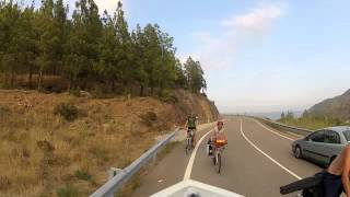 CouchSurfing Video Contest Crossing Europe by bicycle from stuttgart to alicante 2012