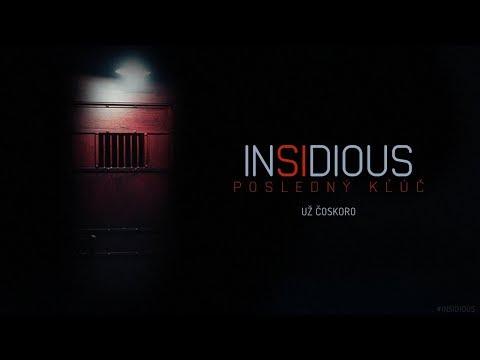 INSIDIOUS: POSLEDNÝ KĽÚČ (trailer) - nový horor už čoskoro