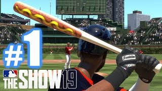SUPER INTENSE FIRST GAME! | MLB The Show 19 | Diamond Dynasty #1