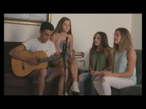 FourFiveSeconds - Rihanna, Kanye West, Paul McCartney - ( Cover by Lynn, Jade and Léana )