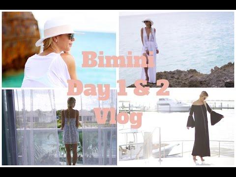 Bimini Bliss Day 1 & 2 || Vlog