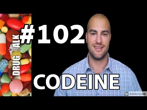 CODEINE - PHARMACIST REVIEW - #102