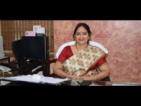 Interview DR.ALPANA KATEJA Principle Maharani college jaipur