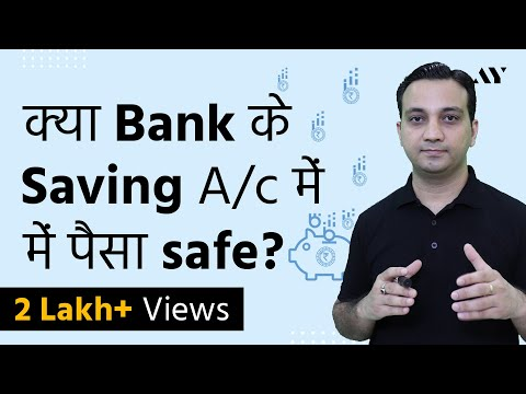 Savings Account - Explained in Hindi