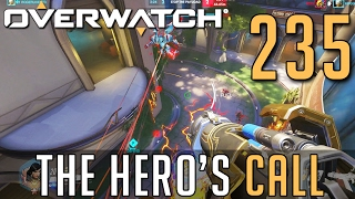 [235] The Hero's Call (Let's Play Overwatch PC w/ GaLm)