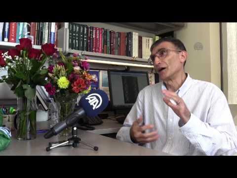 Winner of the Nobel Prize in Chemistry, Aziz Sancar