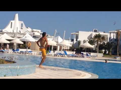 Обзор отеля Sahara Beach 3*. Тунис. Монастир. Сусс.