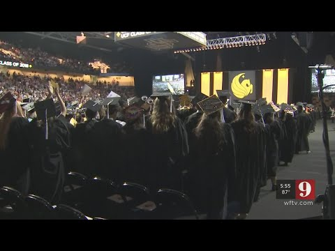 Video: State university system wants students to graduate in 4 years, not 6