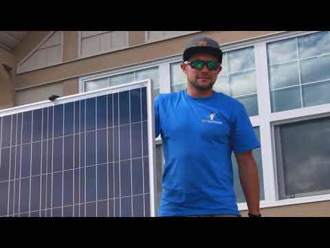 Our Electrician - Solar PV Installation