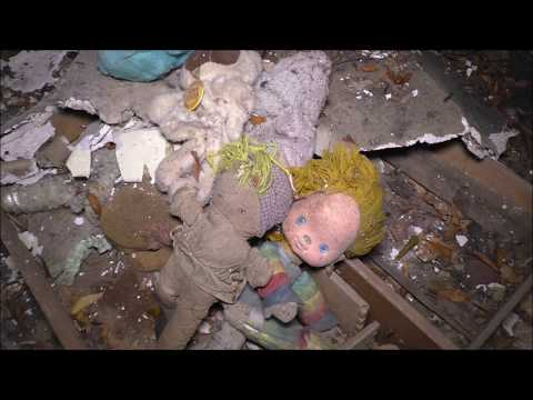 #99 Abandoned House of CREEPY Toys and other cool stuff!