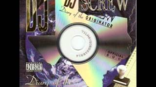 DJ Screw - Da Funk Is On Your Mind (Side A & B)