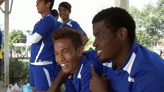 Vidéo : l'odyssée asiatique des footballeurs africains