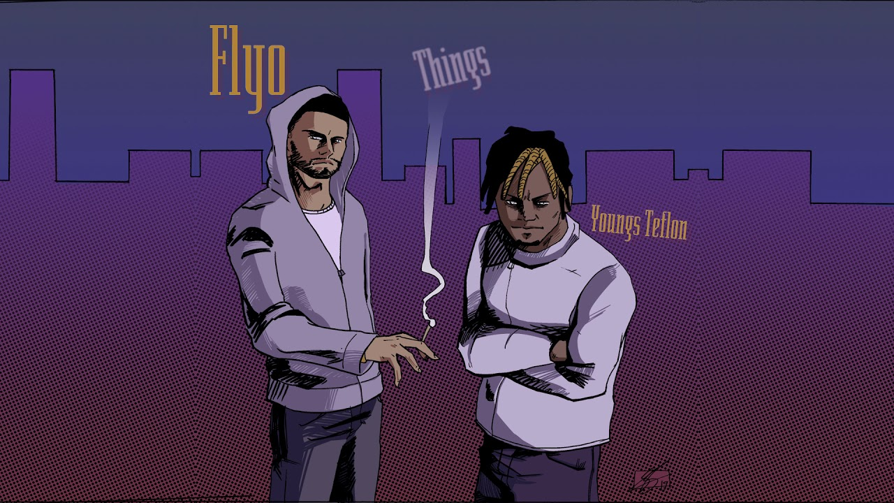 Flyo launches 2nd single from Supafly, 'Things' with the
