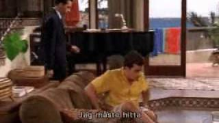 Two and a half men - Alan Harper is pissed