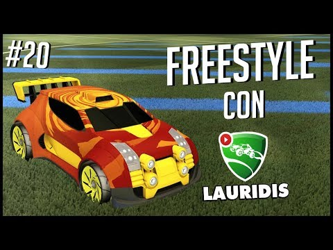 Freestyle Con Le Hot wheels...eh - Rocket League Best Moments ITA [#20] thumbnail