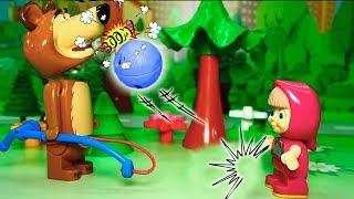 Відео для дітей з іграшками компанії PlayBIG Bloxx - Чари на риболовлі!