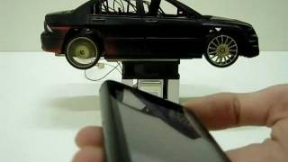 Android-Controlled RC car by A1RstudiosOfficial on YouTube