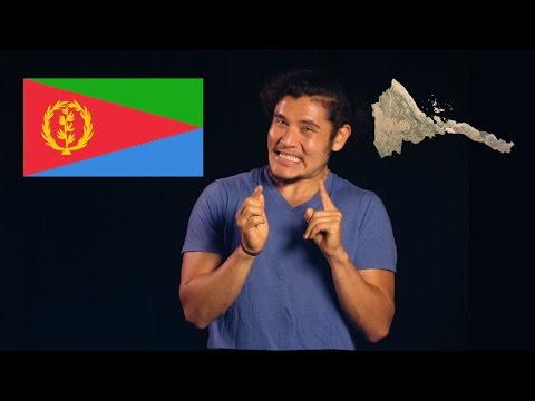 Geography Now! Eritrea