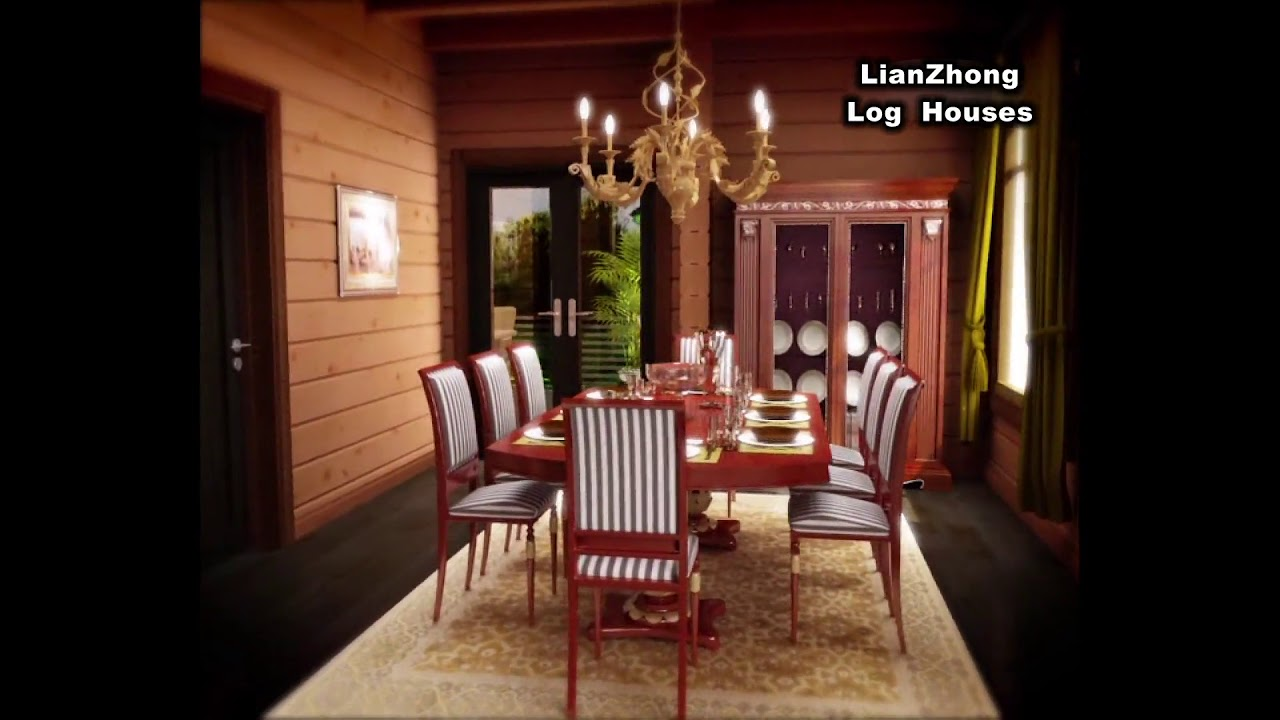 China Wooden House Tour : Inside The Big House