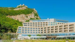 Qalaalti Hotel & Spa, Санаторий Галаалты, Шабран, Азербайджан